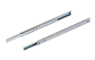 Furniture fittings Ball Bearing Drawer Slides 250mm drawer runners